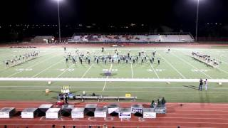 river valley high school marching band football homecoming field show 2015