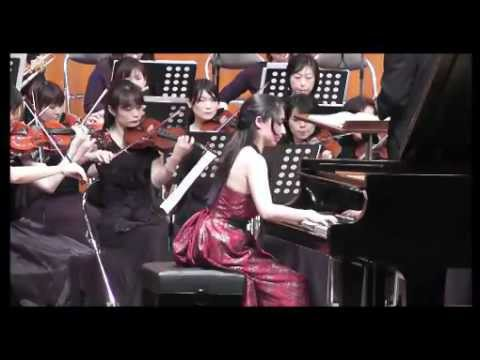 Saint-Saëns Piano Concerto No.2-2,3