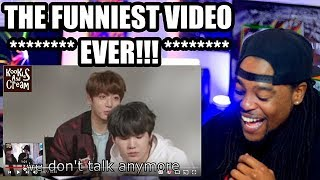 BTS Speaking English Compilation | funniest moments | REACTION!!!