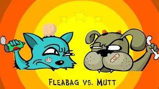 Кошки против собак | Fleabag vs. Mutt - GF4Y.COM