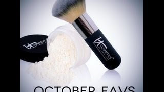 October Favorites Thumbnail
