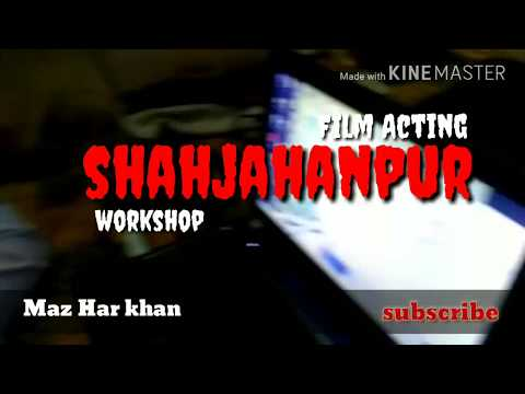 Memories|| film Acting workshop