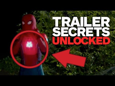 Thumbnail: Spider-Man: Homecoming - New Trailer SECRETS Revealed
