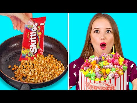 GENIUS KITCHEN HACKS THAT WORK MAGIC! || Cooking Tips For Beginners And Real Chefs!