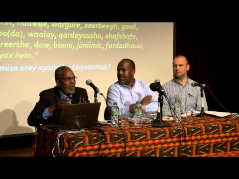 Somali Language Past & Future