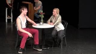 FIKET musikalen - Julie Hall + Arvid Assarsson - del 2 - Vem