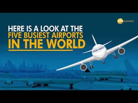Delhi's Indira Gandhi International Airport breaks into world's top 20 busiest airports