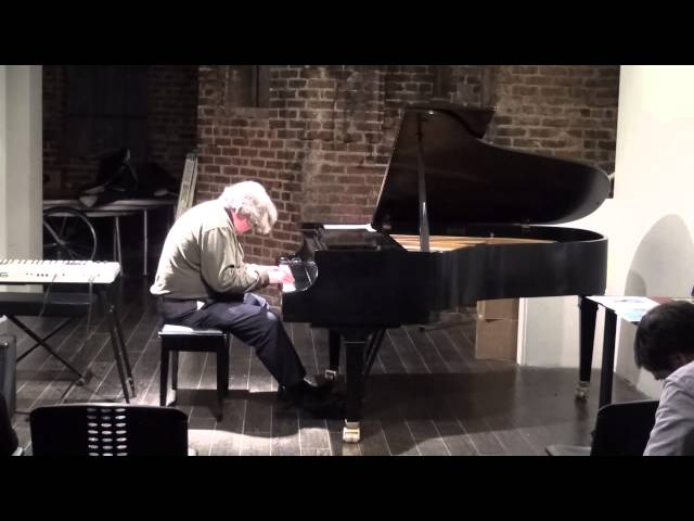 David Thomas Roberts @ Center for New Music Part 4 of 12-Davisville