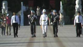 三軍儀隊表演完整版 3  ( 台北忠烈祠 )