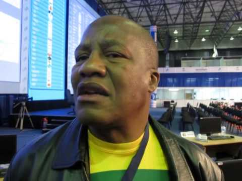 Jackson Mthembu says ANC is ready for May 7 elections