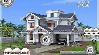 Indian House Design By 99HOMEPLANS COM [ Esp: M110 ]