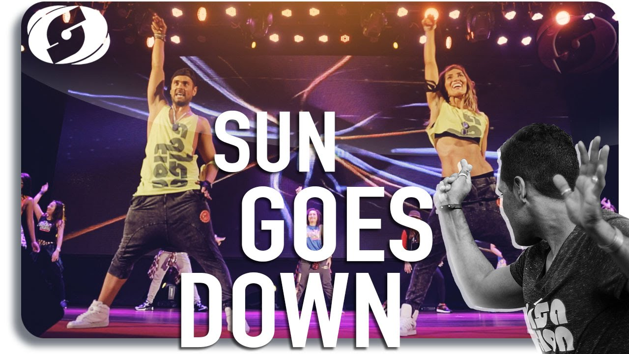 SUN GOES DOWN - Salsation choreography by Nevena & Goran