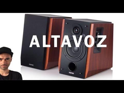 Cómo funciona un Altavoz / Bocina / Parlante