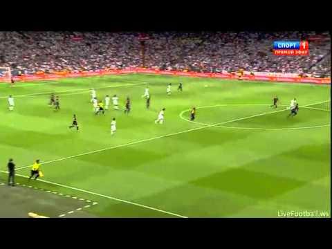 Cristiano Ronaldo Amazing Goal vs Barcelona 29/8/2012 HD