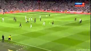 فيديو ... هدف كريستيانو رونالدو في مرمى برشلونة في كأس السوبر - 29 أغسطس 2012