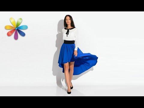 Юбка-маллет: как сшить юбку со шлейфом – Все буде добре. Выпуск 886 от 27.09.16