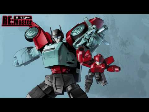 [Instructional Video] MakeToys RE:Master MTRM-06 Contact Shot
