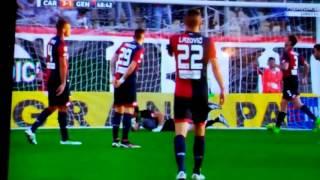 Video Gol Pertandingan Carpi vs Genoa