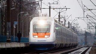 "SM6 ""Allegro"" СПб-Хельсинки (RZD/VR) Дибуны"