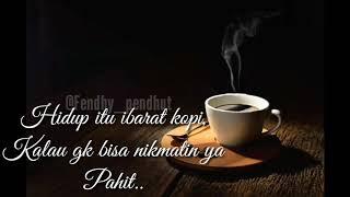 Status wa inspirasi kopi