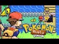 Pokemon Rusty Version Rom Hack! (Pokemon Fire Red GBA Rom Hack)