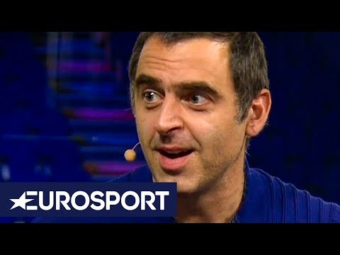 Ronnie O'Sullivan: The URINE Smell at the English Open 2018!!! | Snooker | Eurosport