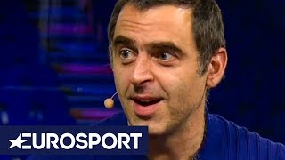 Ronnie O'Sullivan: The URINE Smell at the English Open 2018!!!   Snooker   Eurosport