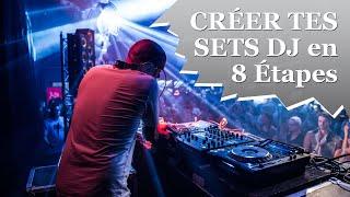 Apprendre à Mixer : 8 ÉTAPES Pour CRÉER TES SETS DJ Facilement