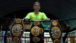 Three weight World Champ Ricky Burns has more big nights left starting with Lee Selby