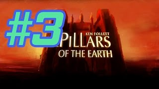 The Pillars of the Earth EPISODE 3 (2010) - FULL