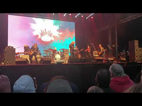 Marc 'The Cope' Coppola - Robert Plant Whips Out, Immigrant Song 1st Time In 23 Years In Iceland