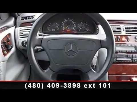 1996 Mercedes Benz E Class   Chapman Chevrolet   Tempe, AZ