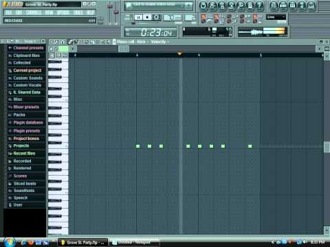 Lex Luger - Grove St. Party [FLP] [Remake]