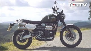 Triumph Scrambler 1200 And Nissan Kicks Vs Hyundai Creta