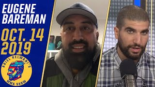 Israel Adesanya's coach Eugene Bareman not interested in Jon Jones fight | Ariel Helwani's MMA Show
