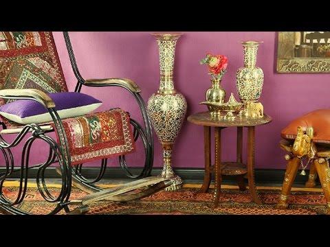 Загадочный Восток мебель, панно, вазы и статуэтки из Индии