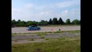 Autocross Griffiss AFB Start
