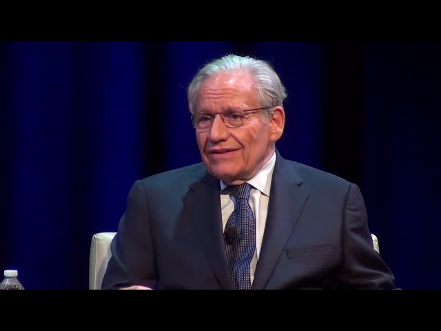 BOB WOODWARD: Woodward's Conclusion After Writing Fear