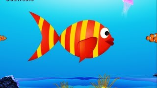 English story for kids - Little Fish