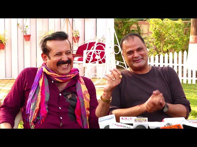 Pankaj Berry Addi Irani & Kavita Tripathi Shoots For Film Trahimaam