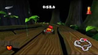 Muppet Race Mania 100%: Part 6 - Swamp - Extras (Reverse Race, Battle, Battle Race)