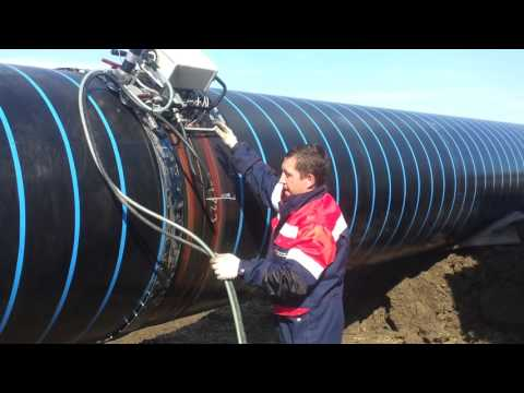 ISONIC PA AUT: Inspection of Girth Welds