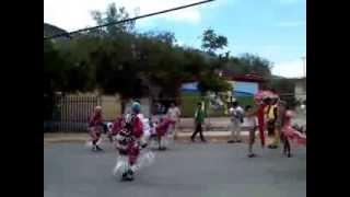 Danza matachines de monterrey