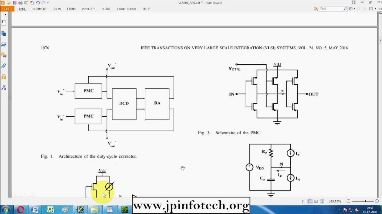A 0.1–3.5-Ghz Duty-Cycle Measurement and Correction Technique in 130-Nm CMOS - YouTube