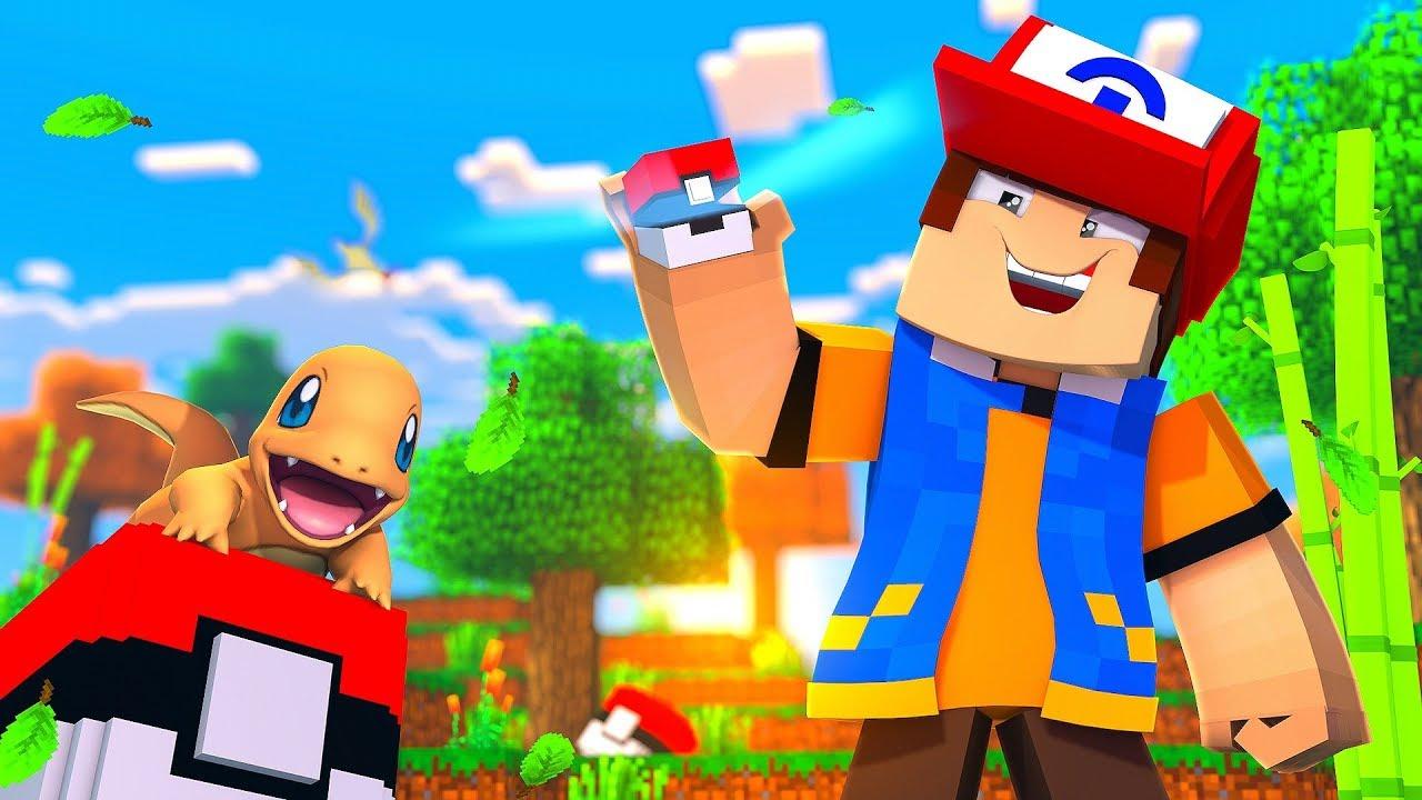 Download Minecraft: CHANCE DE LENDÁRIO *muita lucky pixelmon* - POKEMON #6 ‹ Gustavo ›