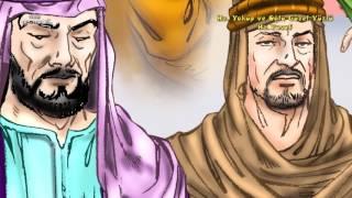 Hz. Yakup ve  Oğlu Güzel Yüzlü Hz. Yusuf  Peygamberlerin Hayatı