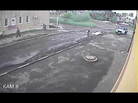 Видео предполагаемого убийцы водителя в Невинномысске появилось в сети