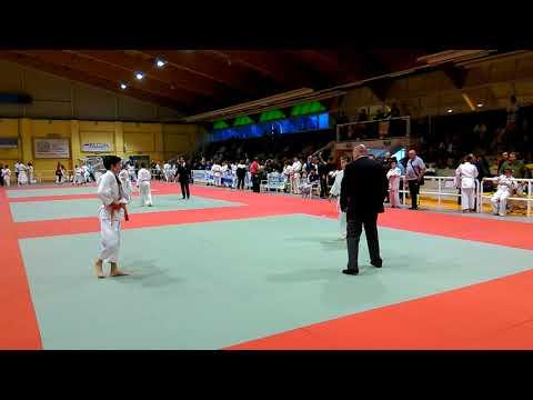 Stjepan Salmanić (BiH) vs (ITA) Crepaldi Nicolo - Polufinale