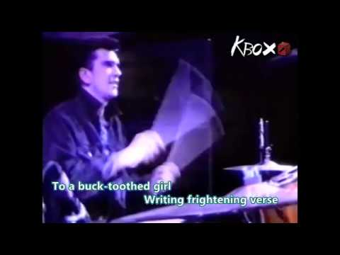 The Smith - Ask (Karaoke with lyrics)