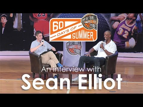 Sean Elliot - 60 Days of Summer 2017 interview